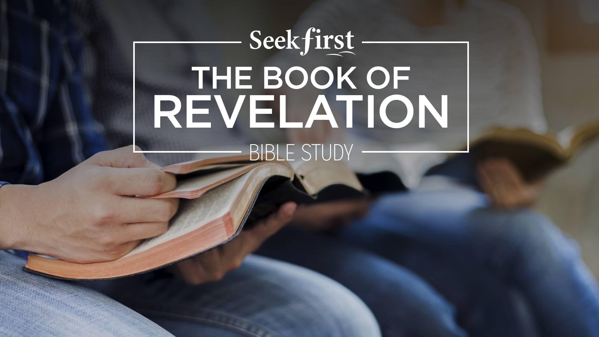 Seek First Book of Revelation Bible Study