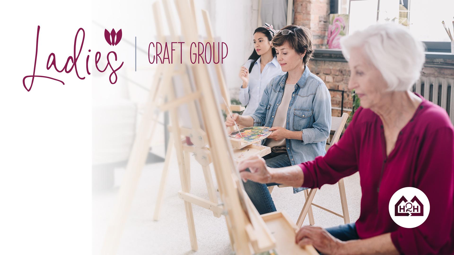 Ladies Craft Group