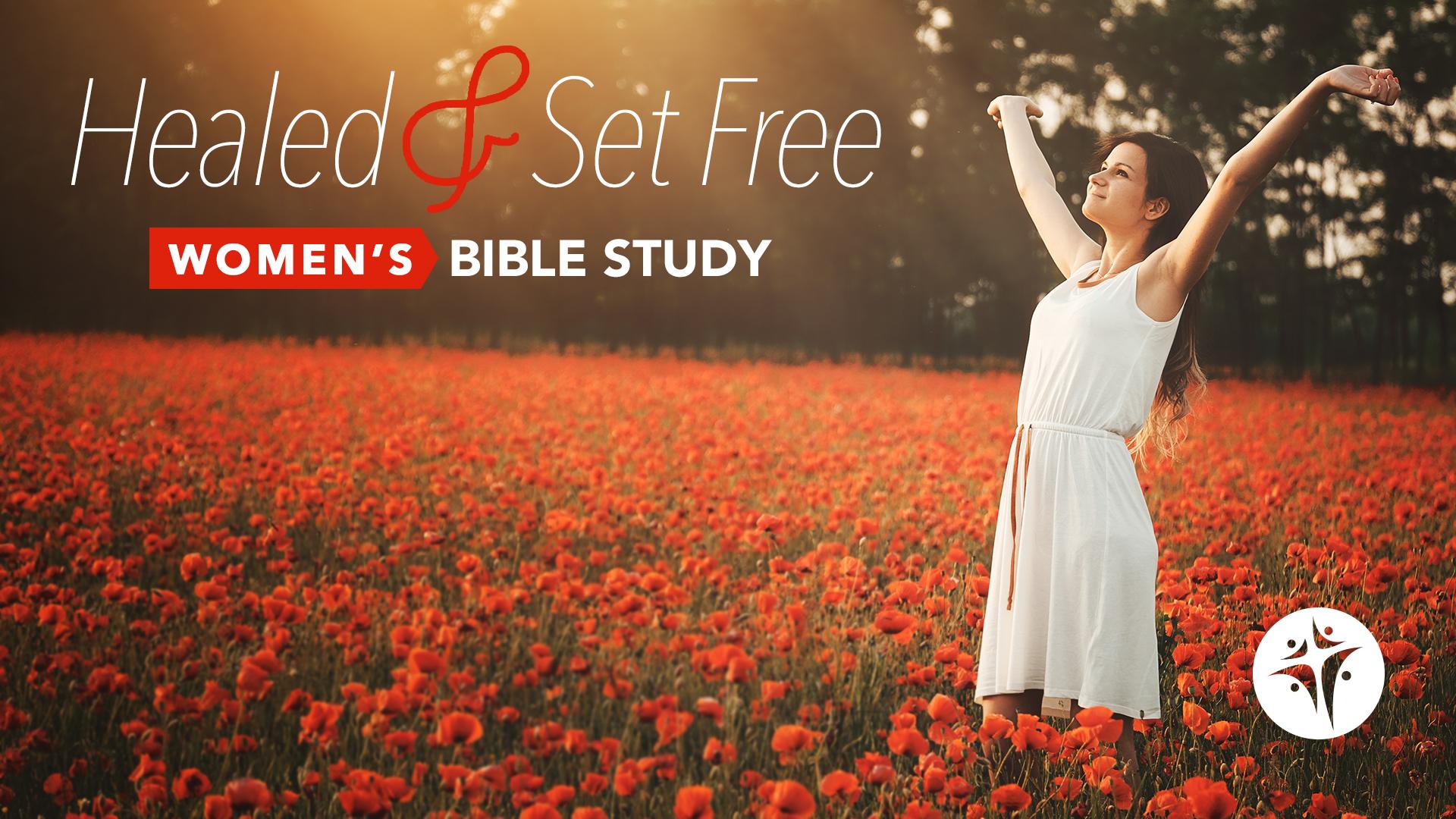 Healed & Set Free